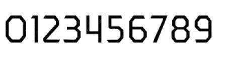 Dever Sans Halftone Regular Font OTHER CHARS