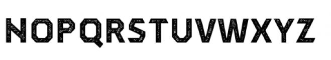 Dever Sans Jean Bold Font LOWERCASE