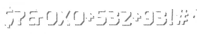 Dever Sans Line Medium Font OTHER CHARS
