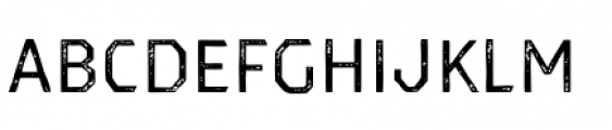 Dever Sans Print Regular Font LOWERCASE