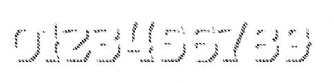Dever Wedge Line Medium Font OTHER CHARS