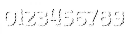 Dever Wedge Line Regular Font OTHER CHARS