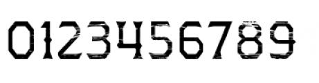 Dever Wedge Wood Regular Font OTHER CHARS