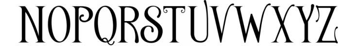 De Arloy Typeface Font LOWERCASE