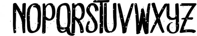 Dead sold 1 Font UPPERCASE