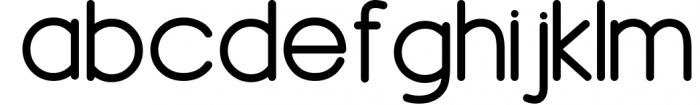 Dean Os Font Duo 1 Font LOWERCASE