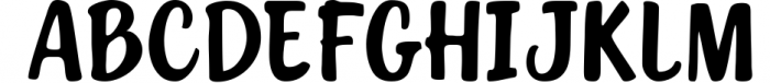 Dephion 2 Font UPPERCASE