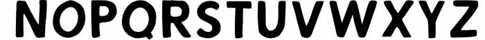 Dephion Font LOWERCASE