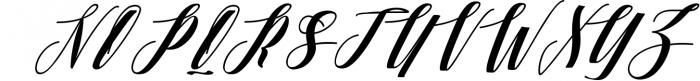 Desmont Font UPPERCASE