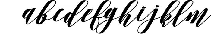 Desmont Font LOWERCASE