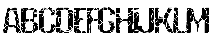 DEADLINE Font UPPERCASE