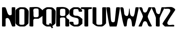 DEADLINE Font LOWERCASE