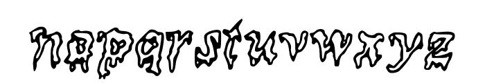 DEAD___ Font LOWERCASE