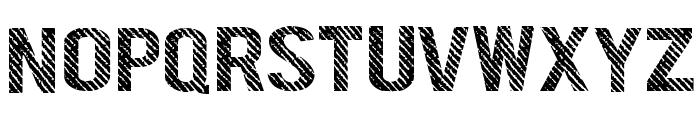 DENYM demo Font UPPERCASE