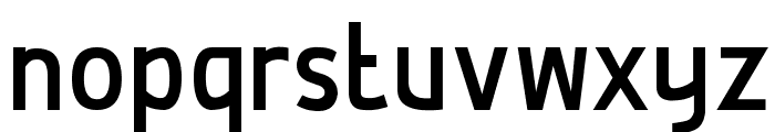De Luxe Bold Font LOWERCASE