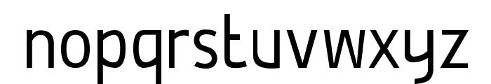 De Luxe Light Font LOWERCASE