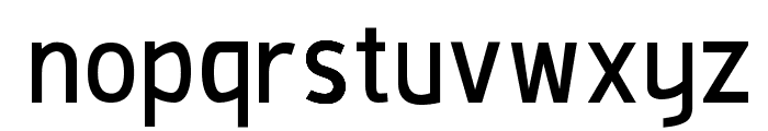 De Luxe Next Font LOWERCASE