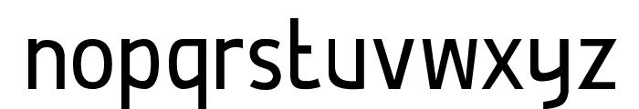 De Luxe Font LOWERCASE