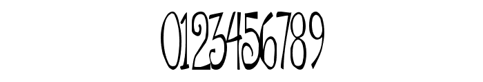 De Regular ttnorm Font OTHER CHARS