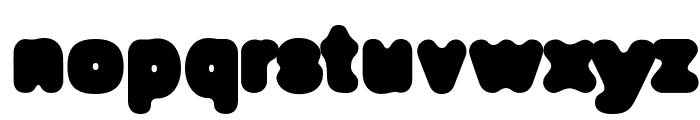 DeFonte-Grosreduit Font LOWERCASE