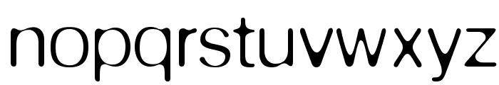 DeFonte-Legerreduit Font LOWERCASE