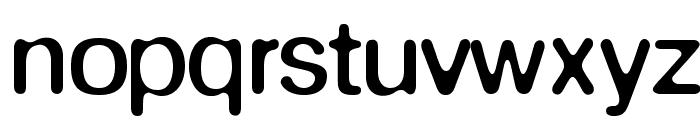 DeFonte-Normalereduit Font LOWERCASE