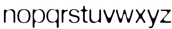 DeFonteLeger Font LOWERCASE