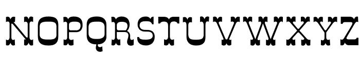 DeLouisvilleSmallCaps Font LOWERCASE