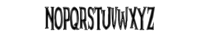 Dead By Dawn UK Font LOWERCASE