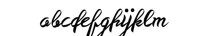 DeadTasty Font LOWERCASE