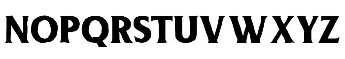 Deadhead Rough Font LOWERCASE