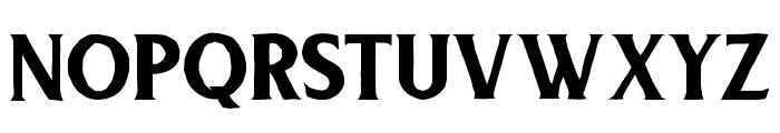 DeadheadRough Font UPPERCASE
