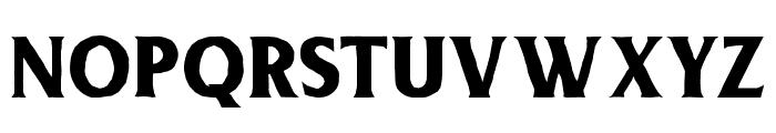 DeadheadRough Font LOWERCASE