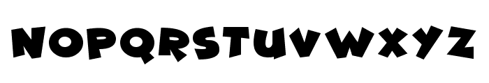 Deadly Cute Font LOWERCASE