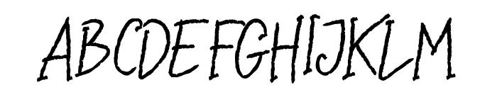 DearDisya-Standard Font UPPERCASE