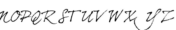 DearJoefour Font UPPERCASE