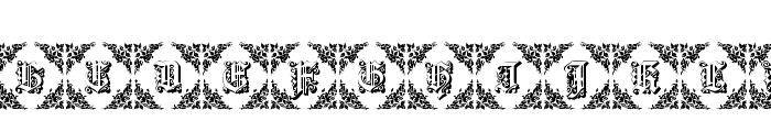 Dearest Friend lite Font UPPERCASE
