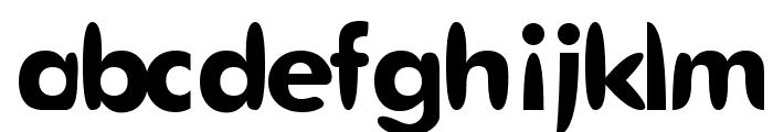 DeathFuturist Font LOWERCASE