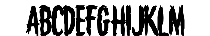 Deathknell Font LOWERCASE