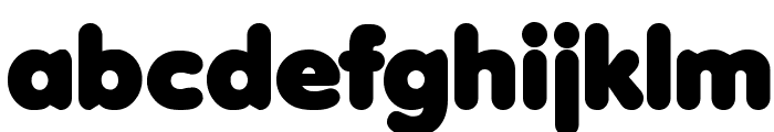 Debussy Font LOWERCASE