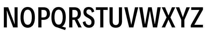 Decalotype Medium Font UPPERCASE