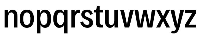 Decalotype Medium Font LOWERCASE