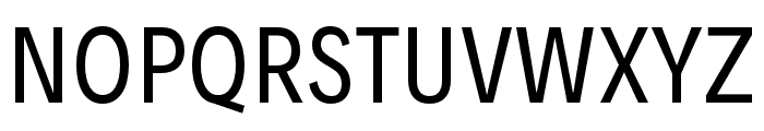 Decalotype Regular Font UPPERCASE