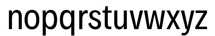 Decalotype Regular Font LOWERCASE