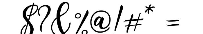 Declara Font OTHER CHARS