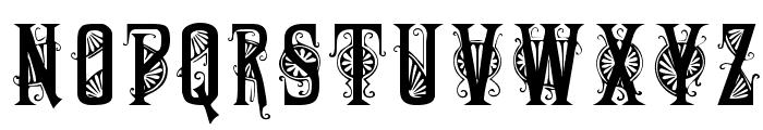 DecoCaps Font UPPERCASE