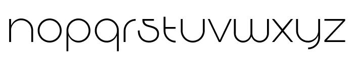 Decomart FF 4F Font LOWERCASE
