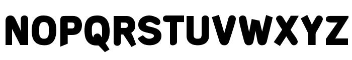 DeconStruct-Black Font UPPERCASE