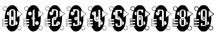 Decorette Font OTHER CHARS