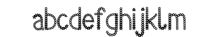 Decorissimant_viper78 Font LOWERCASE